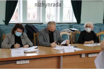 Відбулося засідання виконавчого комітету. Нові скореговані тарифи для юридичних осіб