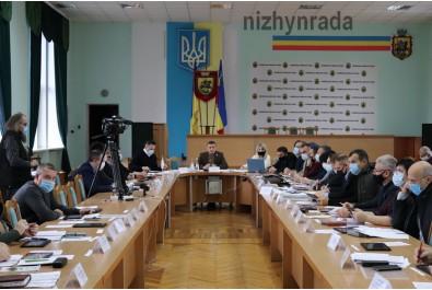 Депутати Ніжинської міської ради звертаються до Уряду та до Народного депутата України щодо  збалансованості  наповнення  місцевих  бюджетів