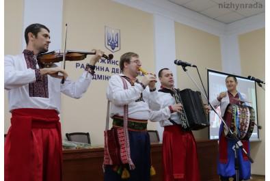 Ніжинських військовослужбовців привітали з Днем Збройних сил України