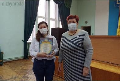Волонтерську спільноту Ніжина привітали з Міжнародним днем волонтера