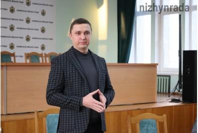 Міський голова Олександр Кодола привітав працівників органів місцевого самоврядування з Днем місцевого самоврядування