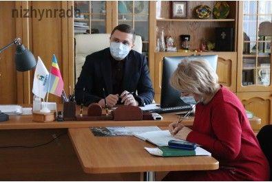 Міський голова Олександр Кодола провів особистий прийом громадян