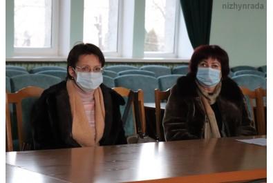 Відбулась зустріч із представниками медичних закладів міста