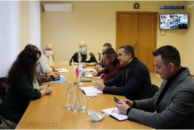 Відбулася зустріч з представниками компанії «Епіцентр»