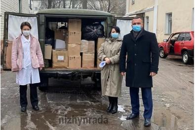 Представництво Фонду міжнародної солідарності в Україні продовжує допомагати лікарням у боротьбі з COVID-19