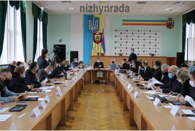 Відбулося засідання позачергової 3 сесії міської ради.