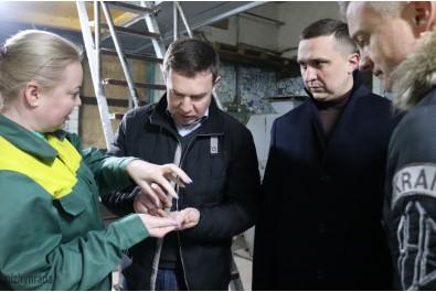 Міський голова Олександр Кодола провів робочі зустрічі