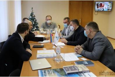 Олександр Кодола провів робочу зустріч з представниками компанії КЛІАР ЕНЕРДЖІ