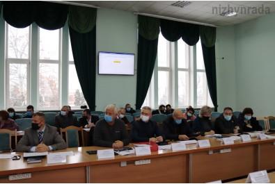 Ніжинська міська рада ухвалила бюджет 2021 року