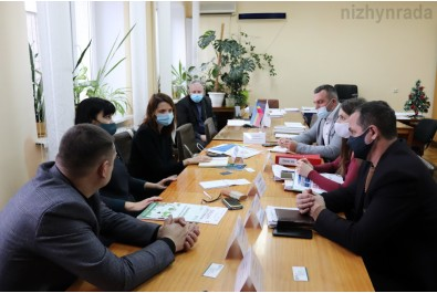Відбулася робоча зустріч з керівництвом програми DOBRE