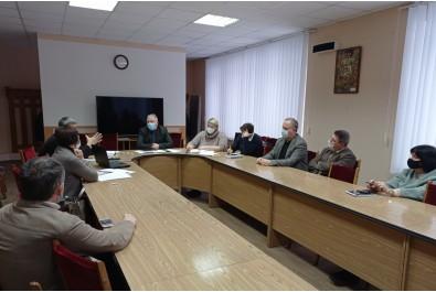Перше засідання організаційного комітету з відзначення пам'ятних дат і ювілеїв в оновленому складі