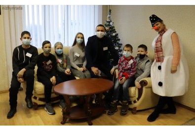 У Ніжині започатковано особистий прийом міського голови для дитячого населення