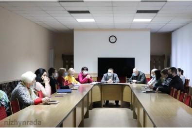 Відбулось підсумкове засідання комісії міського огляду-конкурсу на краще новорічно-різдвяне оформлення
