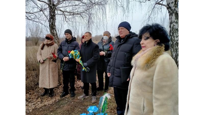 Відбулося вшанування Пам'яті жертв Голокосту