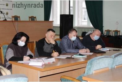 Відбулося засідання комісії міської ради з соціально-гуманітарних питань