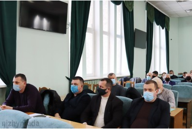 Керівники медичних закладів поінформували про стан епідеміологічної ситуації в місті