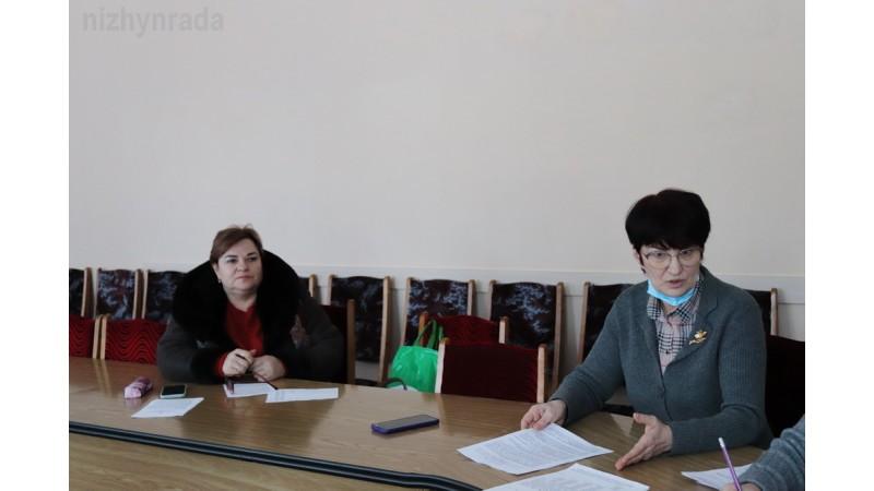 Відбулось засідання депутатської комісії з соціальних питань