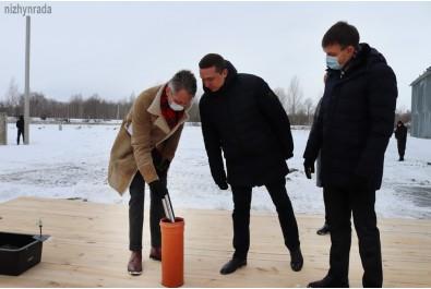 До Ніжина завітала Шведська делегація