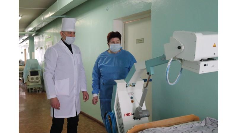 У хірургічному відділенні міськлікарні встановили нове обладнання