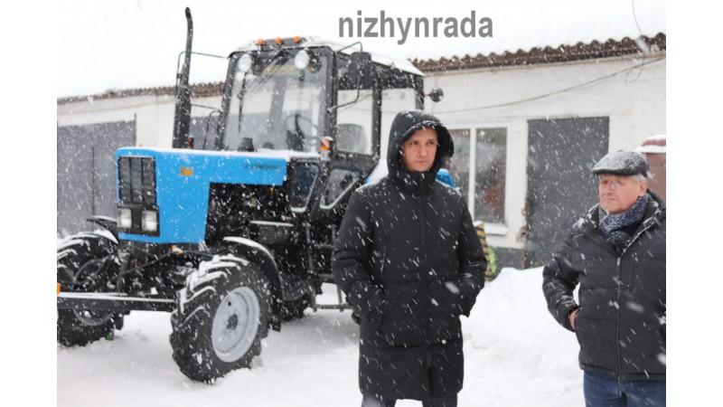Придбано новий трактор «Кий»-14102 М