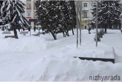 Снігова толока продовжується