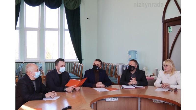 Відбувся практичний семінар для малого та середнього бізнесу Ніжинщини за участі Чернігівської регіональної торгово-промислової палати