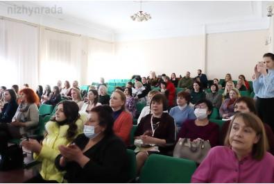 Міський голова привітав представниць Ніжинської ГО «Ліга-клуб «Ділова Жінка» та очільниць громад з прийдешнім святом 8-го березня