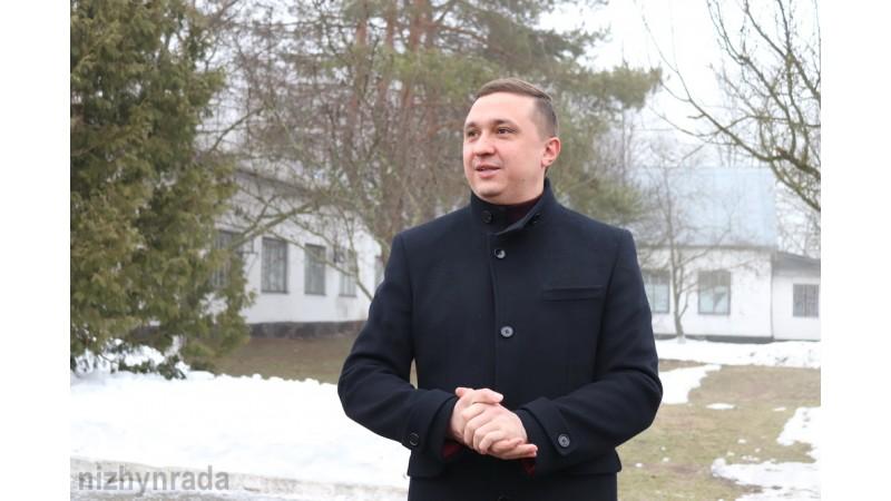 Олександр Кодола привітав жіночий колектив військової частини А-3160 з прийдешнім святом весни