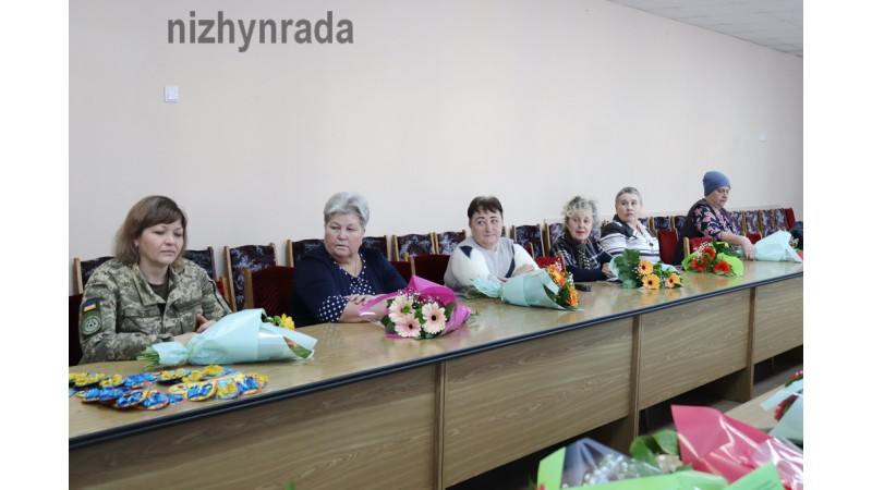 Міський голова Олександр Кодола привітав чарівних жінок зі святом весни