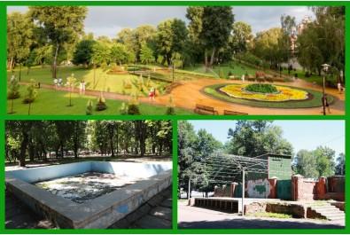 Оголошено конкурс на розробку візуалізації парку Шевченка
