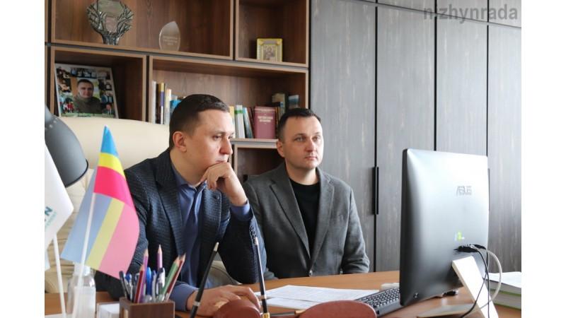 Олександр Кодола взяв участь в відеоконференції між містами-побратимами України та Латвії
