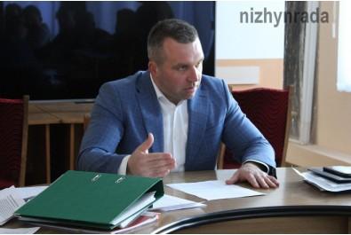 Відбулася нарада щодо реалізації проектів по місту