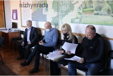Заслуховування звітів керівників комунальних підприємств міста за 2020 рік