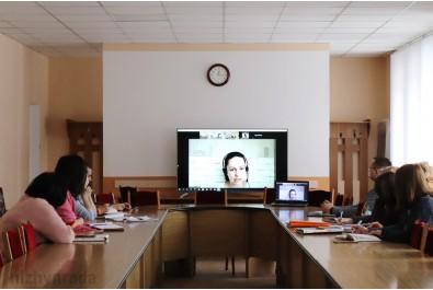 Відбулася онлайн-зустріч спеціалістів програми «DOBRE»