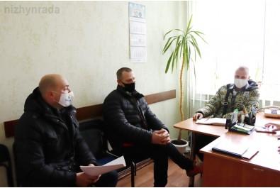 Розпочався процес підготовки по устаткуванню спортивного майданчика в парку ім. Т.Шевченка