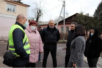Заступник голови облдержадміністрації провела нараду щодо проекту EMERGENCY