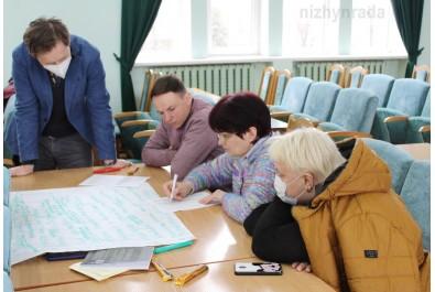Розпочато оновлення Стратегії Ніжинської територіальної громади