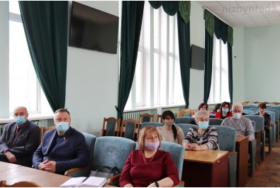 Відбулась міськрайонна жіноча конференція «Жінки Ніжинщини – рушійна сила в суспільстві»