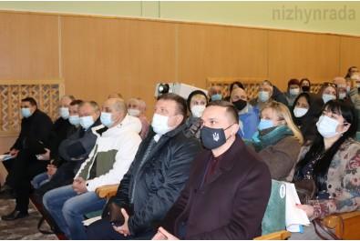 У Ніжині відбулися громадські слухання