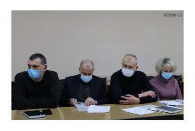 Посилено контроль за дотриманням карантинних обмежень, проведення вакцинації.Збільшення ліжкового фонду у міській лікарні