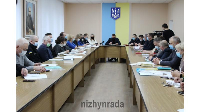 Міський голова Олександр Кодола провів оперативну нараду
