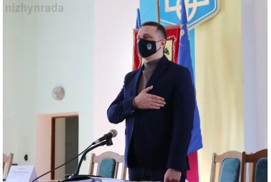 Відбулася чергова 8 сесія Ніжинської міської ради