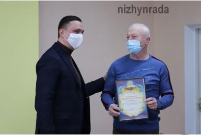 Міський голова Олександр Кодола привітав футболістів з перемогою