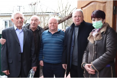 Горлач Леонід Никифорович святкує свій 80-річний ювілей