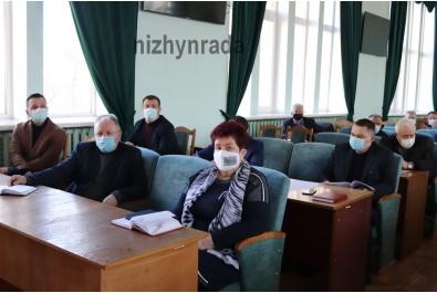 Міський голова та його команда запроваджують заходи для недопущення масового інфікування громадян на COVID-19