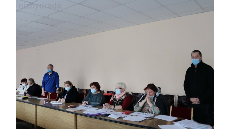 Відбулось чергове засідання соціальної комісії