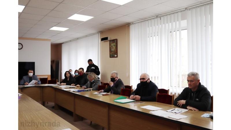 Відбулось засідання постійної комісії міської ради з питань житлово-комунального господарства