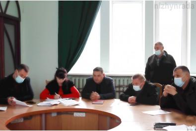 Відбулося засідання постійної комісії міської ради з питань регламенту, законності