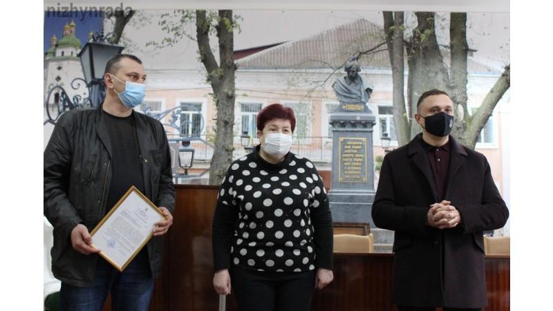 Представили керівника КНП «Ніжинська міська стоматологічна поліклініка»