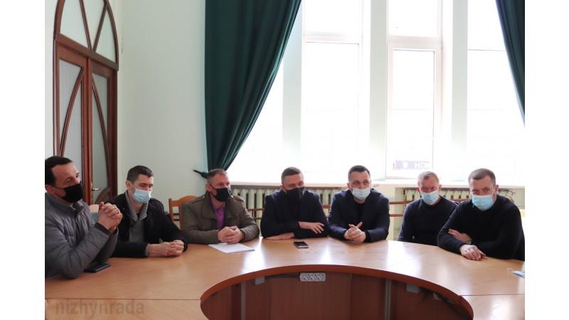 Відбулась координаційна нарада з питань забезпечення цільового використання полігону за призначенням